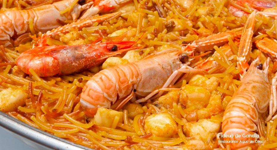 Gastronomía de Gandia