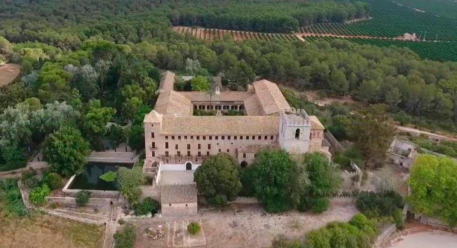Monasterio Cotalba Visita